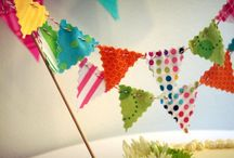 Buntings/Garlands / by Carrie Berkman