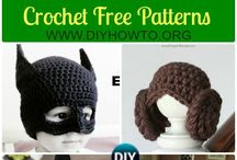 Crochet? Sew what, me too!