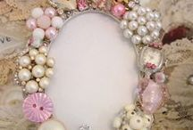 Buttons, beads and jewellery craft
