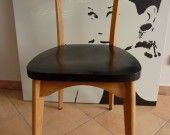 vintage chair luterma