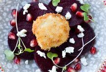 Salads / by Stephanie King