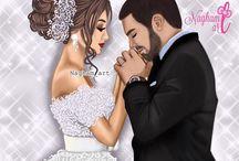 esküvői pár❤