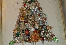 Jewelry Trees, Wreaths, etc etc etc