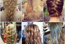 cool hair styles / Look beautiful everyday