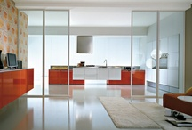 System Collection 2015 Italian Kitchen Cabinets NYC / A contemporary kitchen designer's dream - with or without handles, wall hanging or floor mounted, the System Collection offers an extensive selection of standard elements and finishes to fit a wide range of modern kitchen layouts and flexible kitchen design budgets. Minimalism to the max.