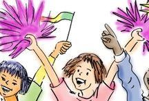 Parent Teacher Club Ideas / Making my kids' school the best school on the planet.