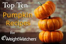 Pumpkin recipes ww