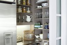 Pantry and cookings