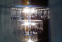 My art / I design lampshades and lighting for restaurants and homes. Take a look!