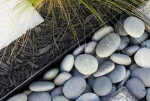 Stones and pathways