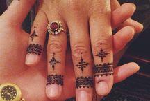 Henna tattoo✍