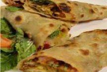 A INDIAN BREAD FIESTA -CHAPATI NAAN PARATHA ROTI