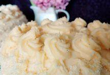 Kremy do ciast i tortów