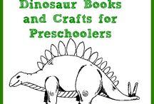 Preschool Stuff / by Theresa Burrage Cobb