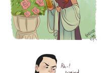 Loki x Sigyn