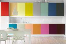 Geef kleur aan je huis / Is je huis toe aan een onderhoudsbeurt en nieuwe kleurtjes? Doe hier dan je inspiratie op!