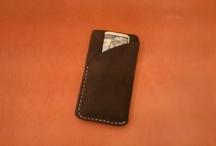 iPhone 5 Handmade Leather Case