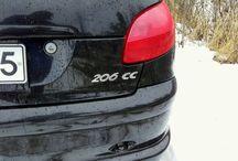 Peugeot 206cc & 307cc