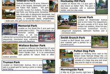 Parks in Fulton Missouri
