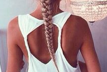hair / →everyday hairstyles and hacks←