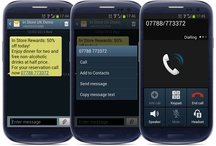 SMS/Text Messaging