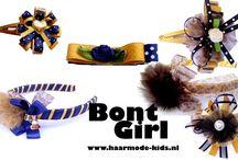 Winter haaraccessoires / Haarspeldjes, haarelastiekjes, diademen, haarbanden voor meisjes