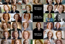 Scully / Dana Scully is everything