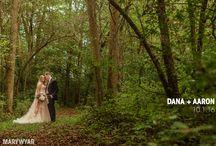 Toledo Ohio Fall Wedding Photos by Mary Wyar Photography