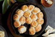 Breads/rolls/ jams