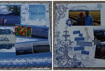 My Scrapbook Layouts / Scrapbook Layouts created by me :)