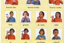 lenguaje con signos