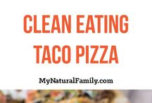 Clean Eating / Recipes, shopping lists and more to maintain a healthy diet,  whether you're at home or at college.