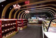 sweets shop / インテリアが素敵なスウィーツ屋さん