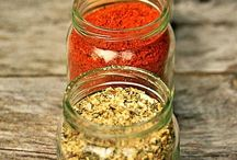 Herbs&Spices / mixes, rubs