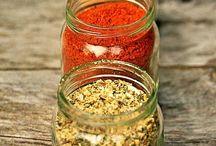 Herbs&Spices / mixes, rubs
