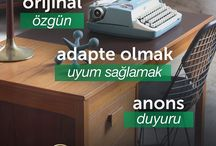 Doğru Türkçe.Kelimeler