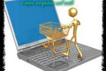 Acquisti sul web / parla dei miei acquisti sul web