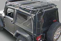 Jeep Setup Ideas