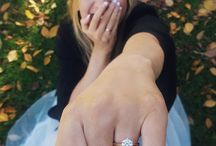 UTTERLY ENGAGED // Engagement Announcement Inspo
