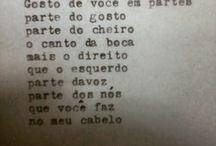 Poesias / Poesias