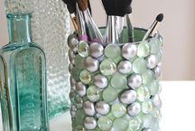 Crafts & Organization / by Rebecca Colandrea