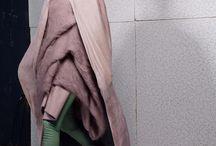 Viola and Sage Colour trend