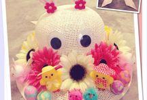 Easter Hats For Kids