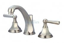 3 Hole Bathroom Faucet unique vanities (uniquevanities) on pinterest