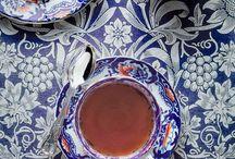 Tea time... / Tea