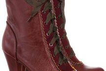 Victorian Style Boots