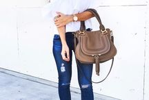 Skinny jeans outfits