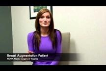 NOVA Plastic Surgery Videos / Happy patients of NOVA Plastic Surgery in Virginia speak about their experiences.