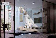 ALUDOORS - алюминиевые раздвижные системы / ALUDOORS - совершенные дверные системы