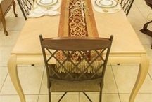 Dining / Fine Resale Furniture, Decor and Accessories! for dining occasions!